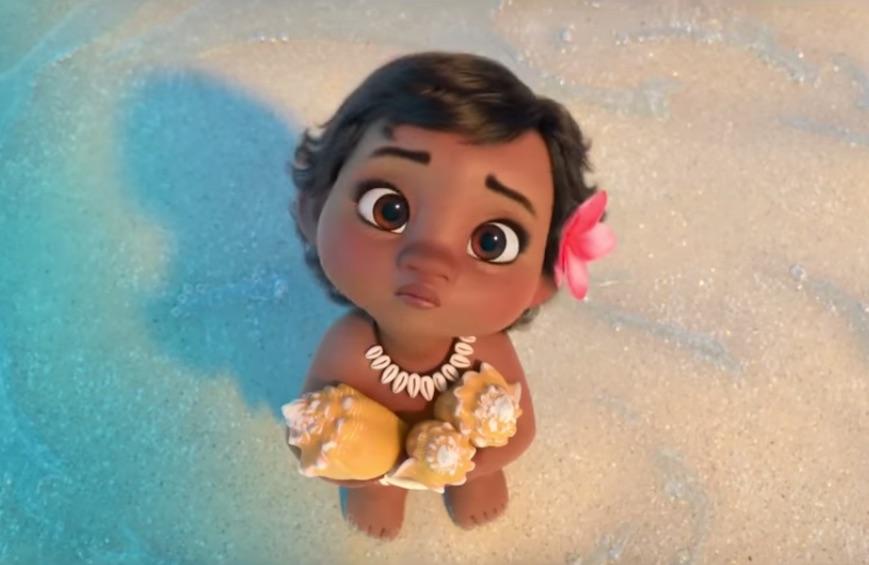 Vaiana, la primera princesa Disney de la Polinesia [Nuevo Trailer]