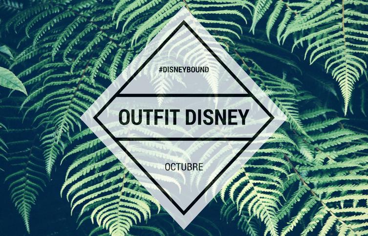 Mickey Mouse, el outfit del mes de Octubre #DisneyBound