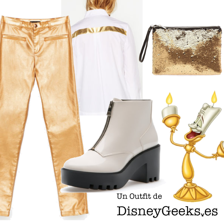 lumiere disneybound