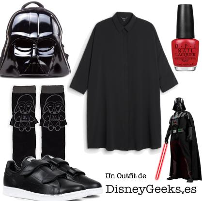 Darth Vader Disneybound