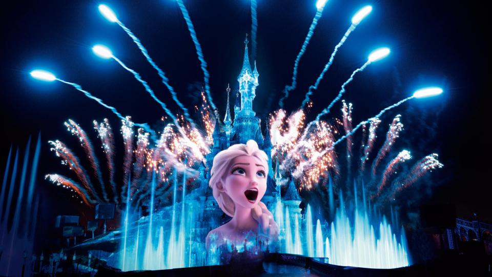 disney illuminations disneylandparis