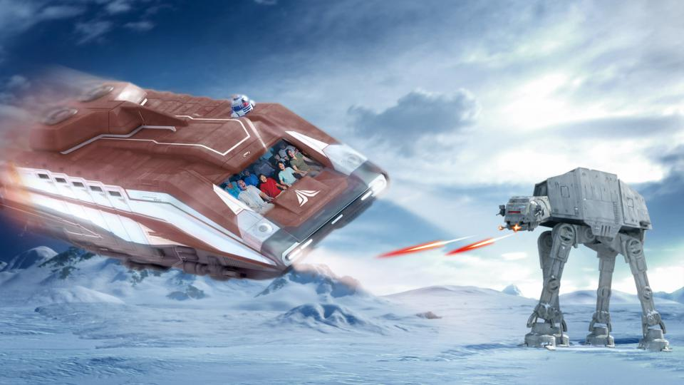 star tours disneylandparis