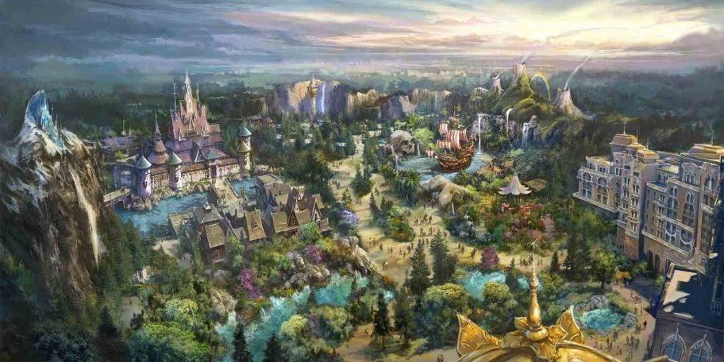 Novedades #TokyoDisneySea 2022/2023: Arendelle, la torre de Rapunzel y Nunca Jamás!