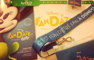 Fiesta Inaugural Disney Fandaze