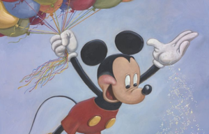 90 cumpleaños mickey mouse