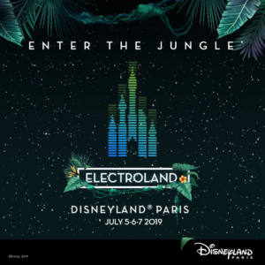 electroland disneylandparis