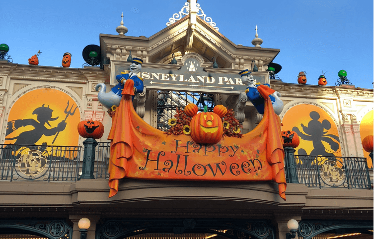 Experiencia Disney Halloween Party en Disneyland Paris 2018