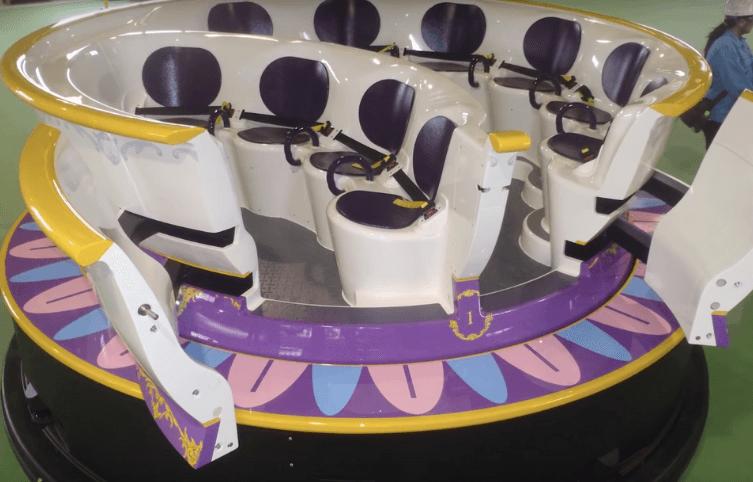Así va a ser la nueva atracción de La Bella y la Bestia en Tokio Disneyland