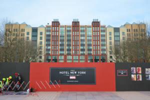 hotel marvel en construccion