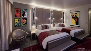 the art of marvel hotel disneylandparis