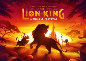 festival del rey leon disneylandparis