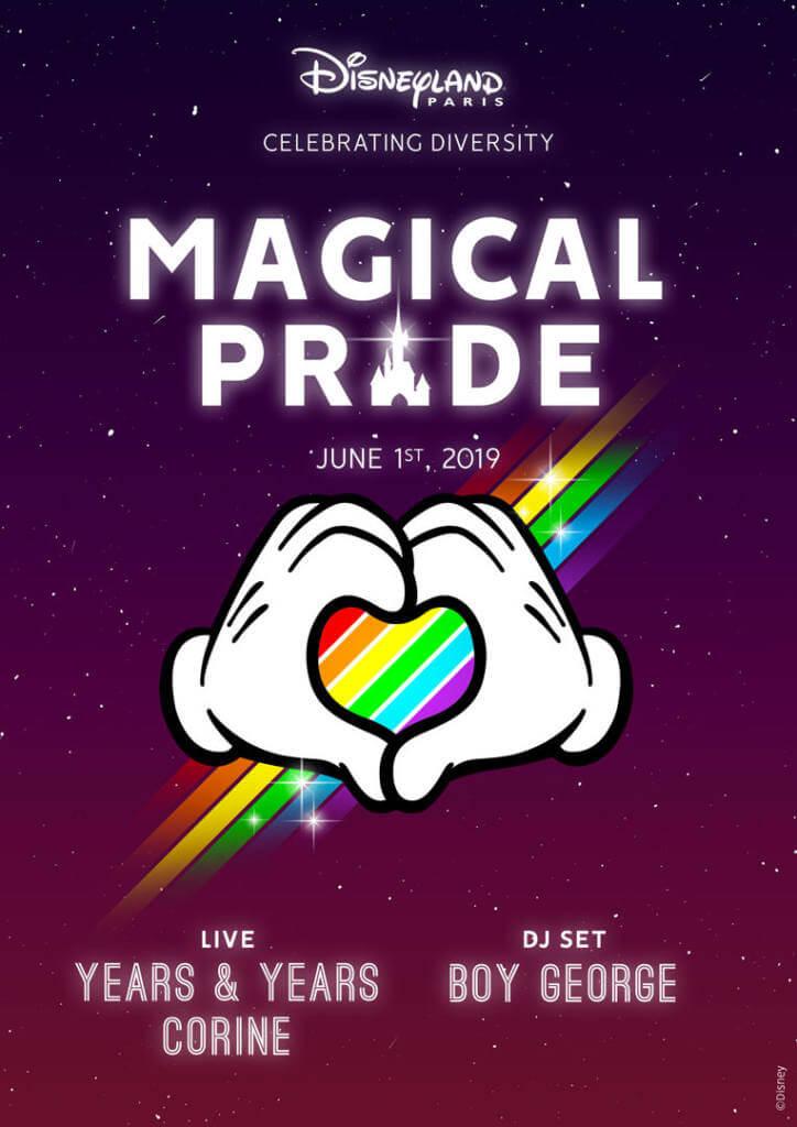 magical pride disneylandparis
