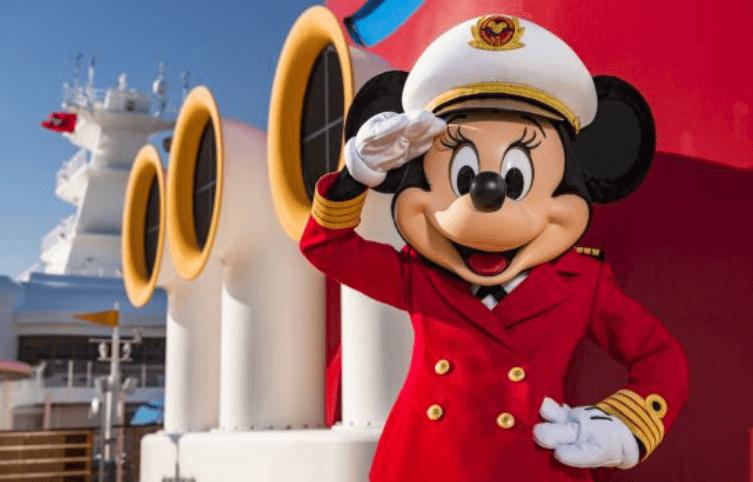 Capitana Minnie Mouse inspirará a la próxima generación de niñas en los barcos Disney Cruise Line