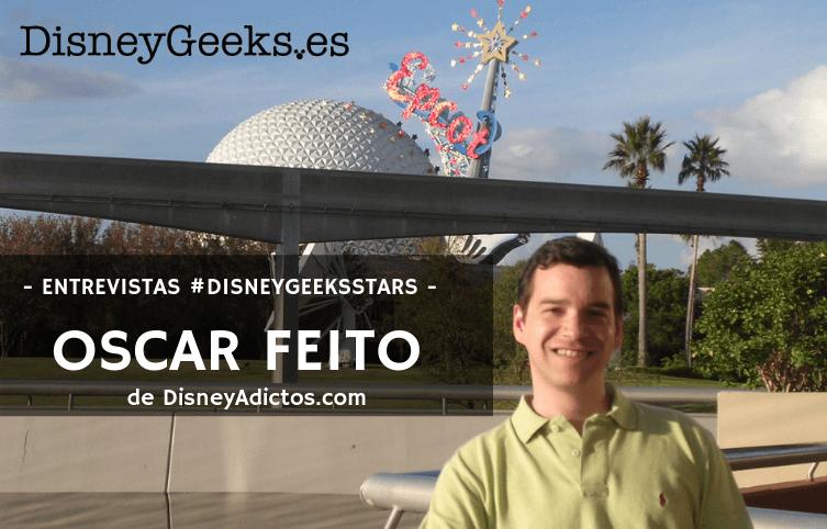 """Me identifico con Pepito Grillo"" – Entrevistamos a Óscar Feito de DisneyAdictos.com"