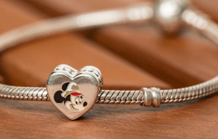 Pandora Capitana Minnie Mouse Disney Cruise Line