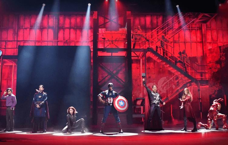 Temporada de los Superhéroes Marvel en Disneyland París