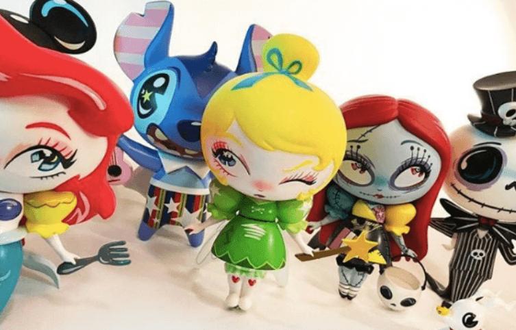 Colecciones de Figuras Disney que nos tienen enamoradas