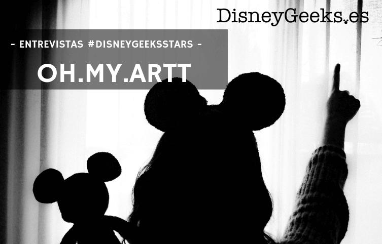 """""""Mi show favorito es Disney Dreams"""" – Entrevistamos a Oh.My.Artt"""