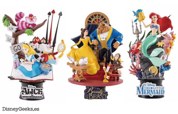 Figuras Disney Dioramas D Select