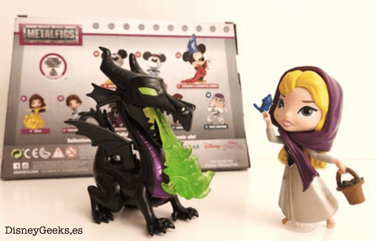 Figuras Disney Metalfigs