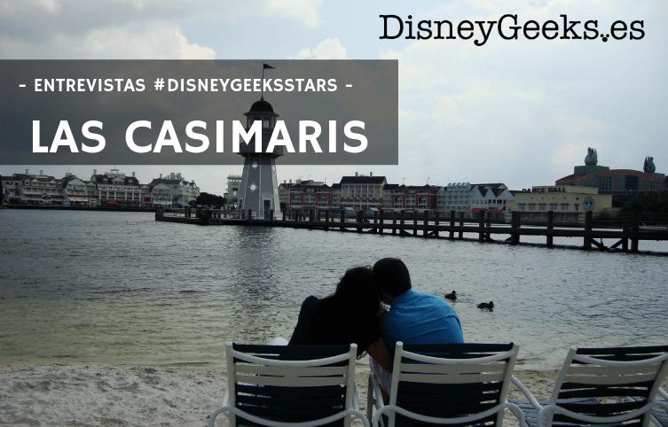 """""""Los parques Disney están pensados para que los adultos disfrutemos de ellos"""" – Entrevistamos a Las CasiMaris"""
