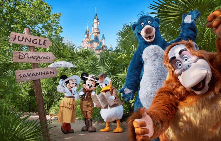 Festival del Rey León y de la Selva en Disneyland® Paris: Música y Bailes