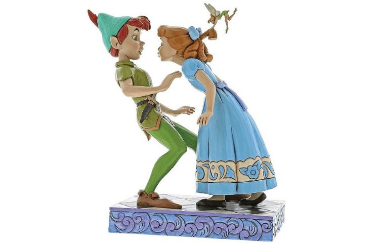 Peter Pan y Wendy por Jim Shore