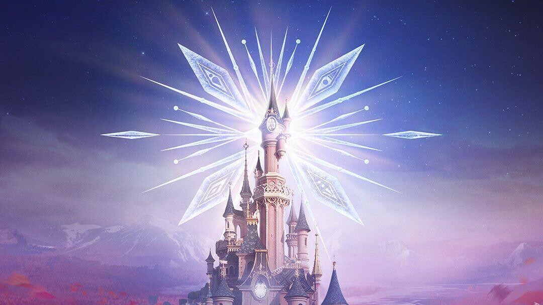 Frozen Celebration en Disneyland París