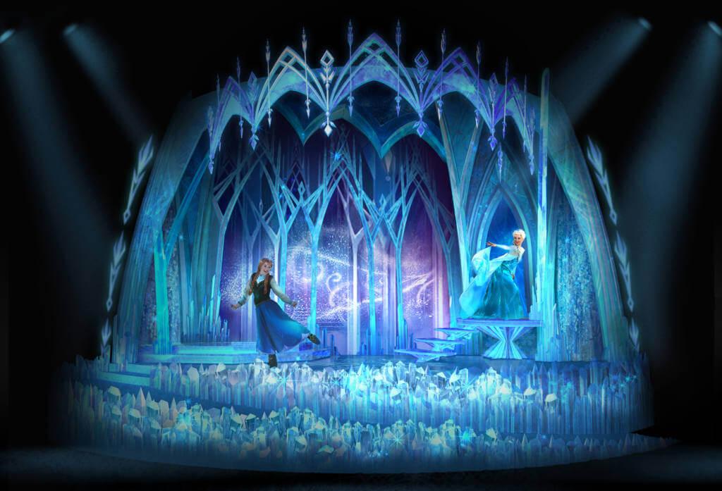 Frozen, una invitación musical a la celebración de animación