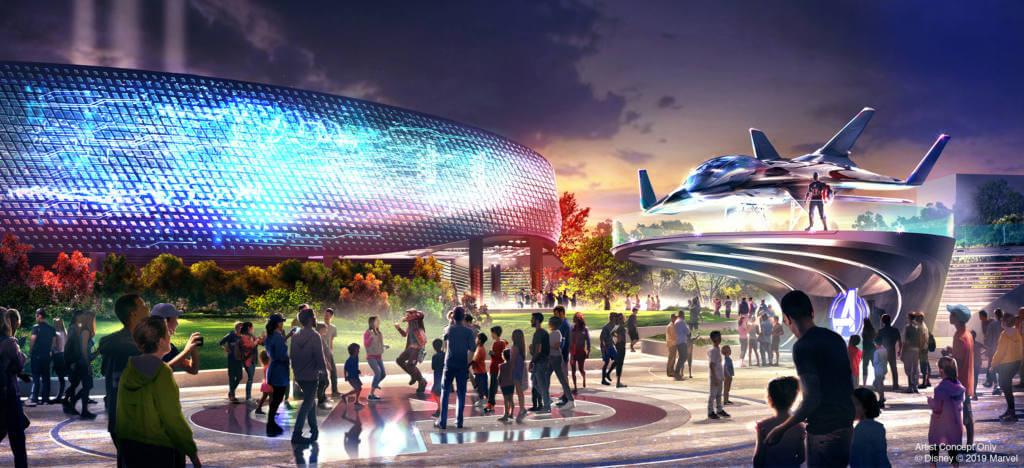 avenger campus nuevo concepto visual