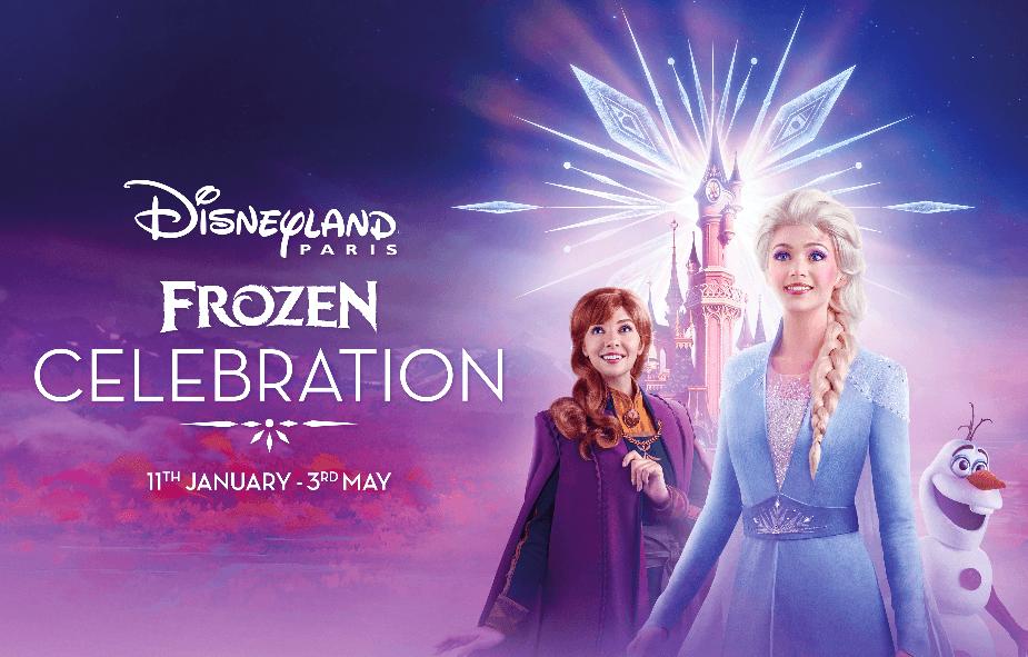 frozen celebration nuevo cartel