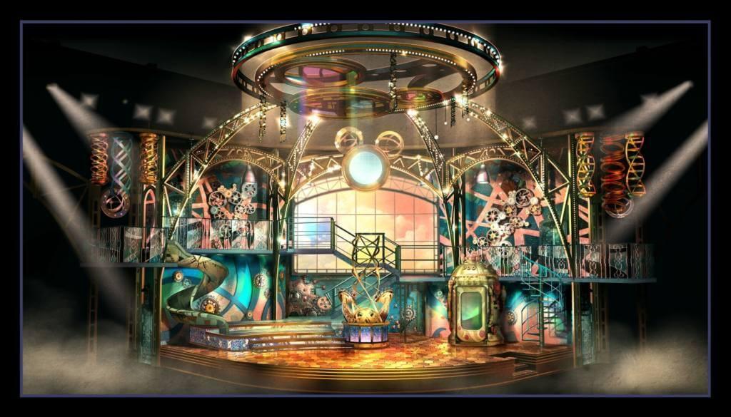 Studio D Walt Disney Studios disneyland paris
