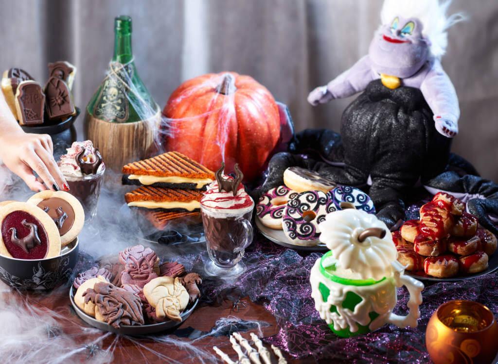 Comida, snacks y bebidas especiales de la Temporada Halloween