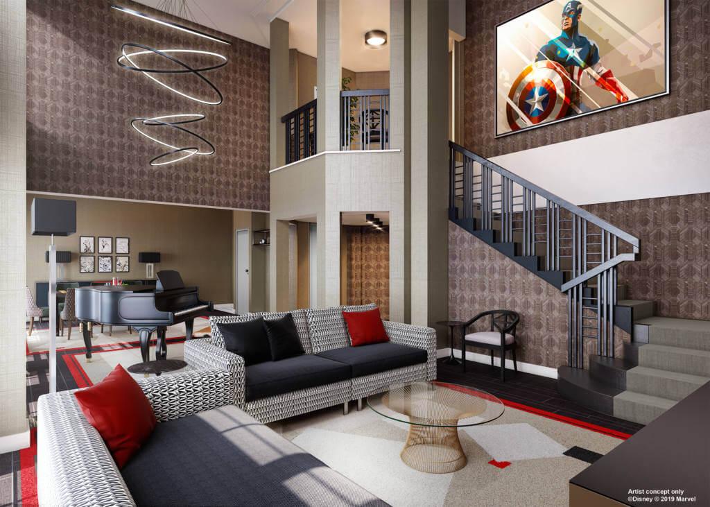 Hotel Marvel habitaciones