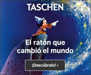 libros tachen de Disney